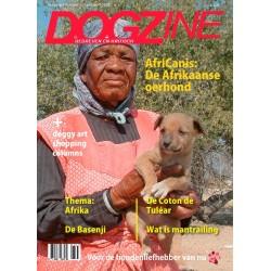 Dogzine jaargang 4 nummer 2, maart/april