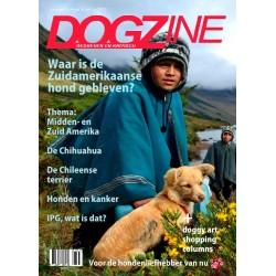 Dogzine jaargang 4 nummer 3, mei/juni 2020