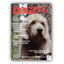 Dogzine jaargang 4 nummer 34, juli/augustus 2020