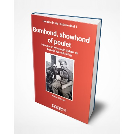 Bomhond, showhond of poulet